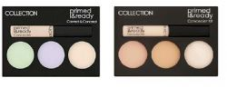 12 x Collection Primed and Ready Concealer Kits | RRP £60 | 2 Types - 6 of each